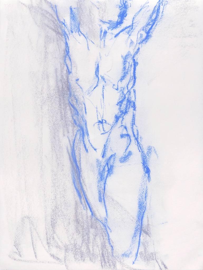 770x1027 Saatchi Art Nude Figure Drawing