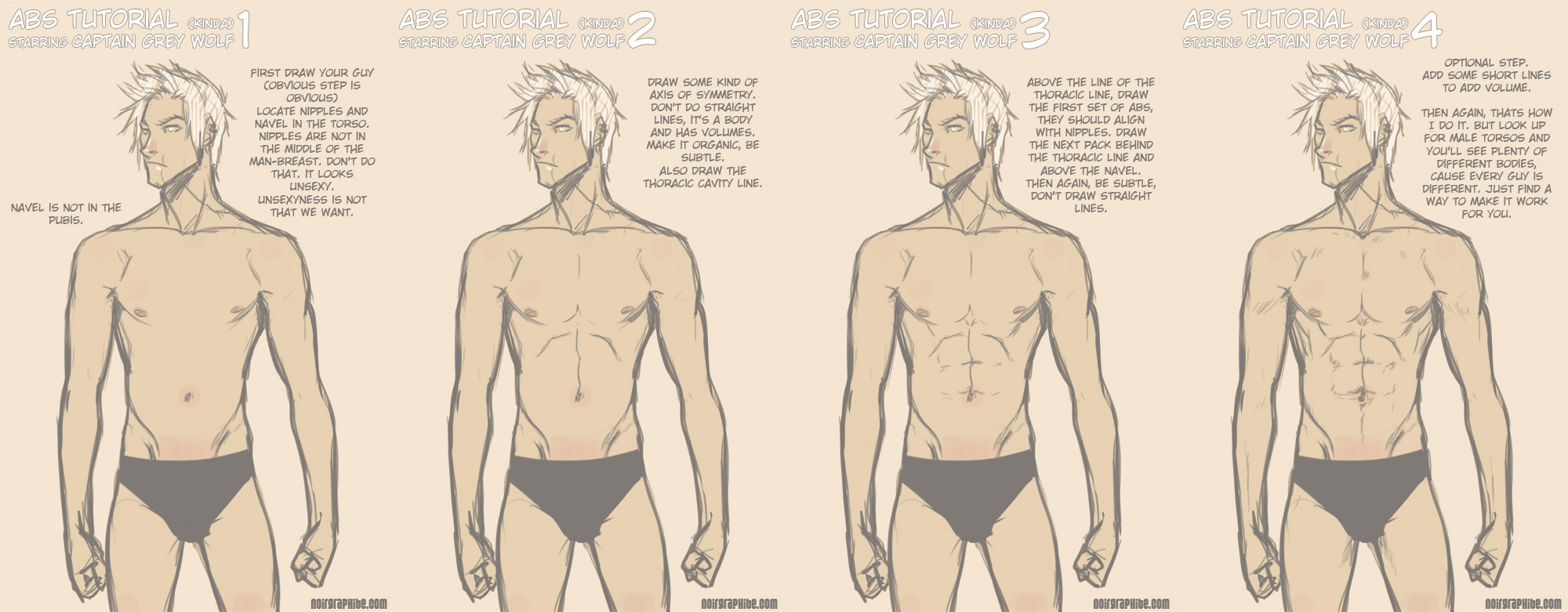 Male Torso Drawing at GetDrawings.com | Free for personal use Male ...