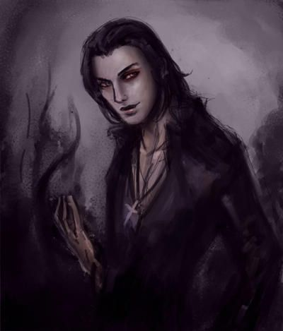 400x469 Image Result For Gothic Vampire Male Characters Amp Faces