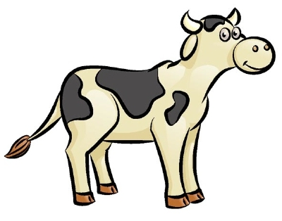400x314 How To Draw A Cow Howstuffworks