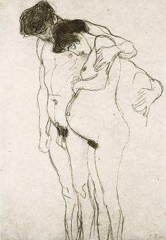 236x341 Artwork by Gustav Klimt