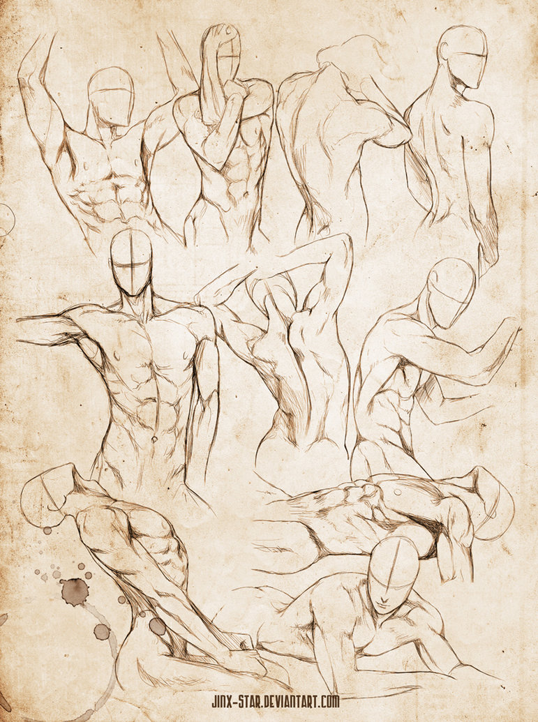 Man Body Drawing at GetDrawings.com | Free for personal use Man Body ...