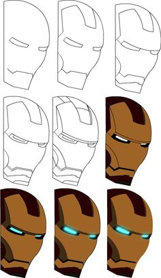236x407 Drawing Deadpool Easy Step 5 Ryan Deadpool