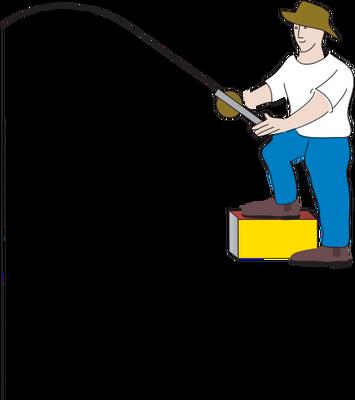 Man Fishing Drawing At Getdrawings Free For Personal Use Man