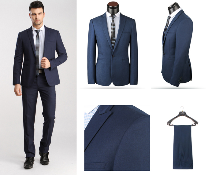 680x573 Free Shipping Korea New Style Mens Brand Formal Business Dress