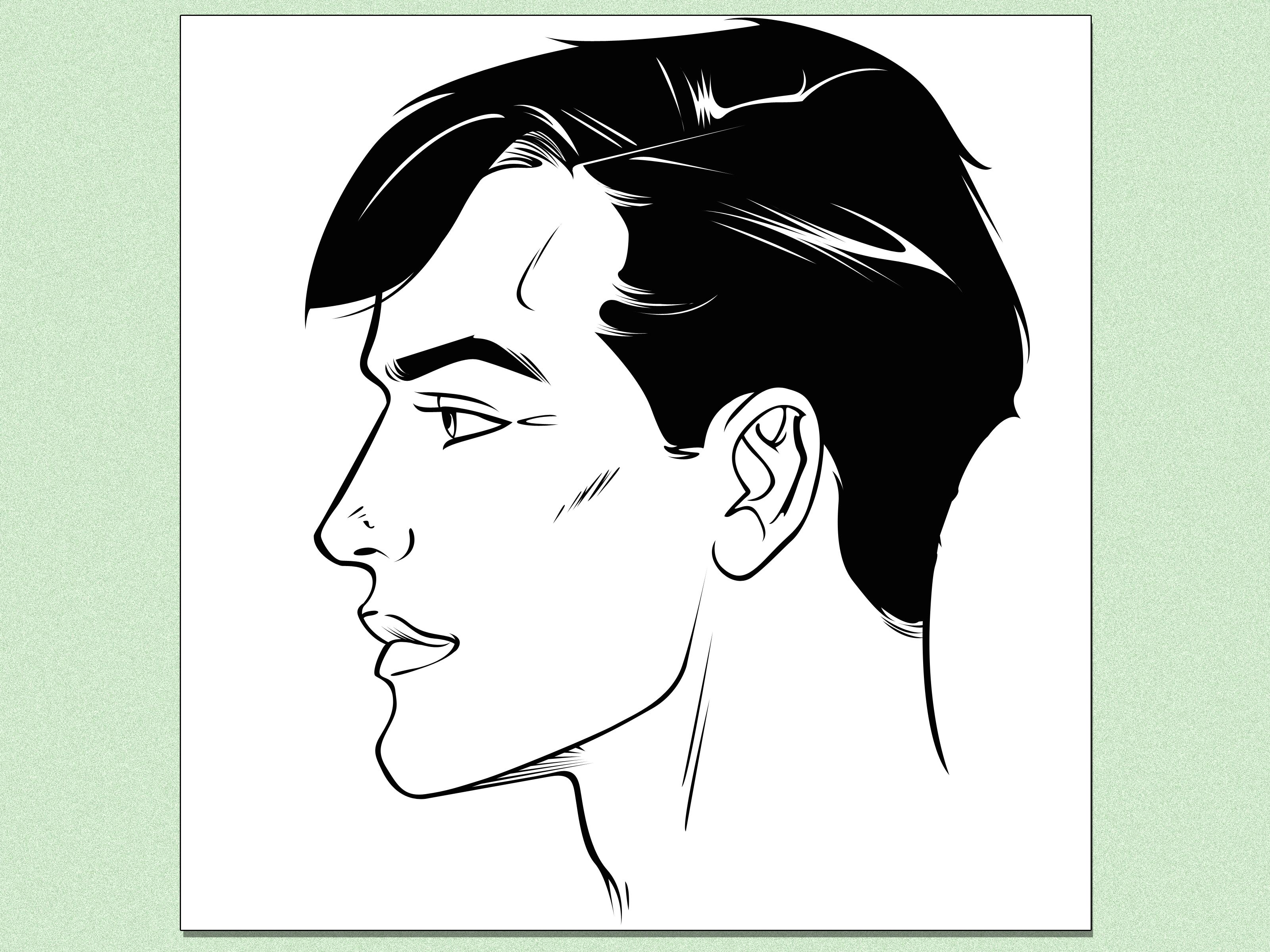 3200x2400 How To Draw A Head Side Profile Draw Face Profiles Step 6.jpg