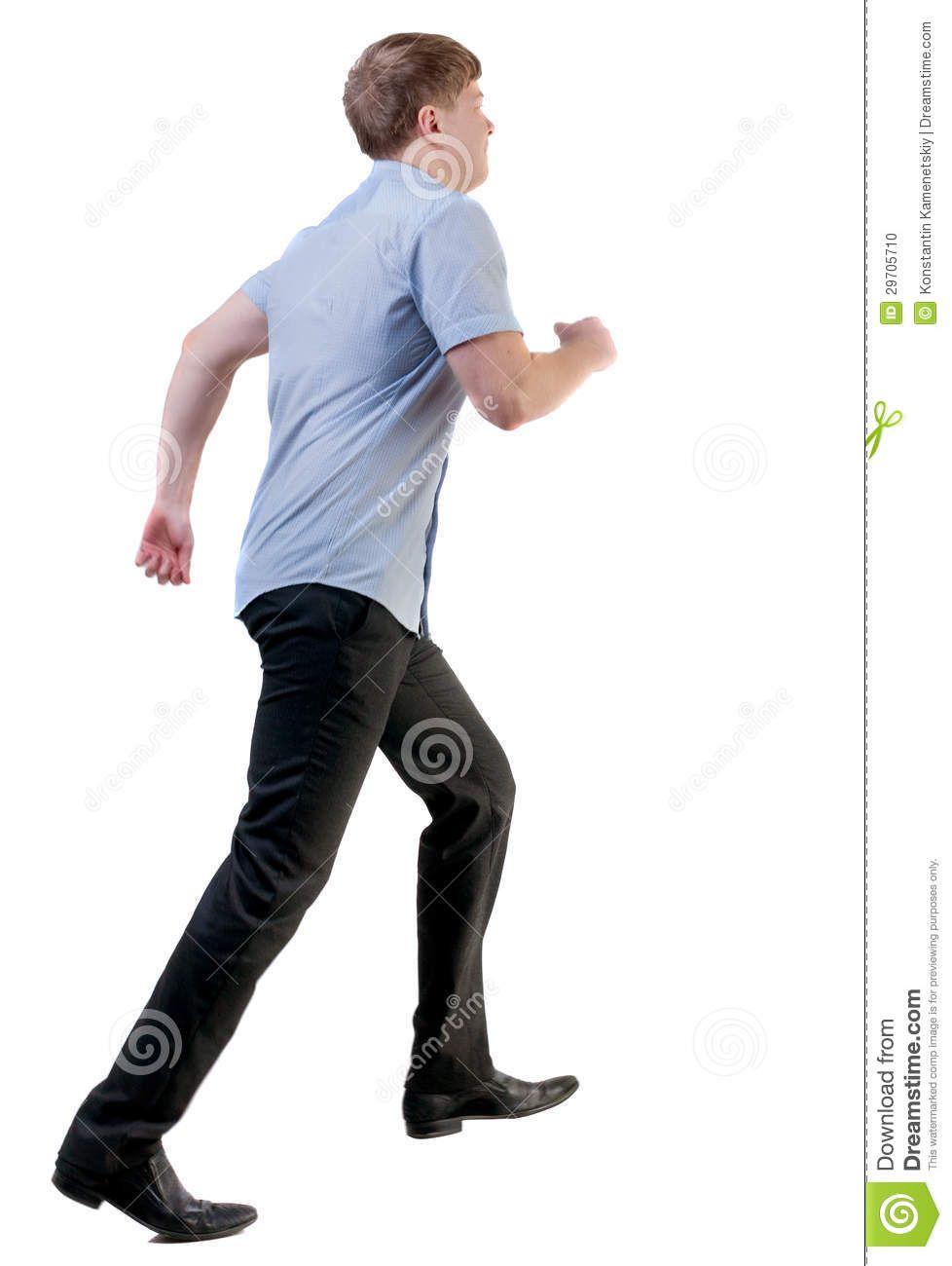 978x1300 Man Running Away Back