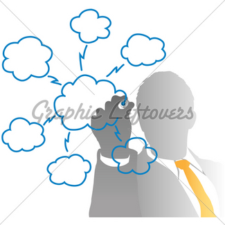 325x325 It Programmer Drawing Information Technology Gl Stock Images