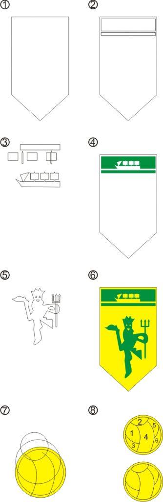 334x1024 Drawing Logo Mu (Manchester United) And Corel Draw Tutorial