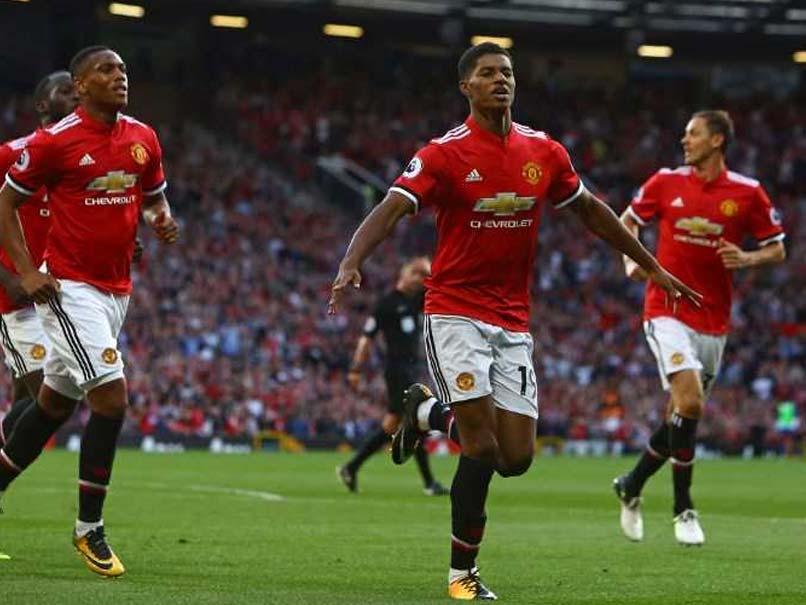 806x605 Premier League Manchester United Substitutes Marcus Rashford