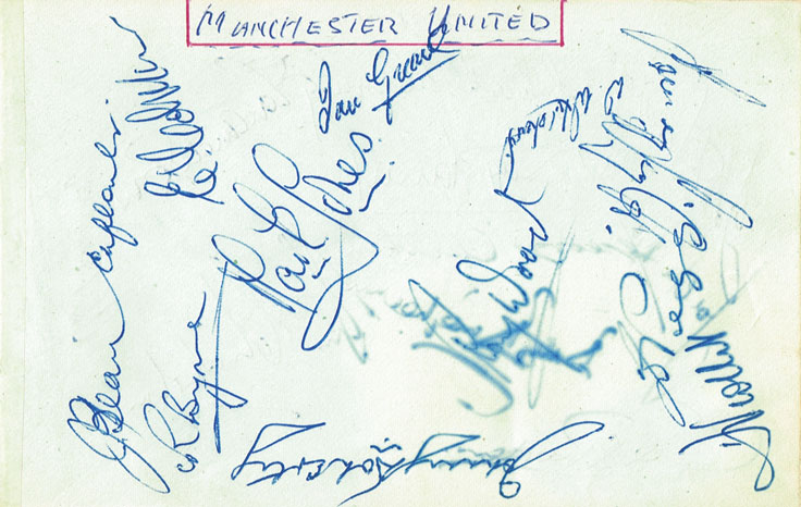 736x466 Soccer 1958 Manchester United
