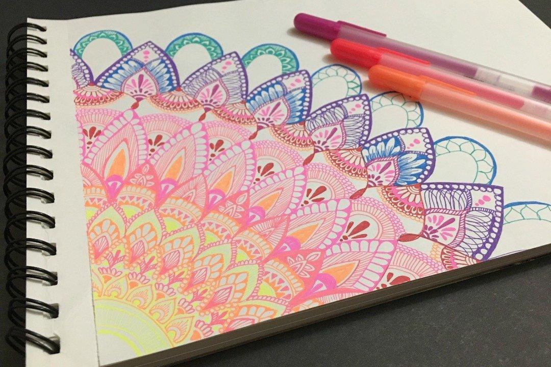 1080x720 Mandala Designs And Drawing Classes