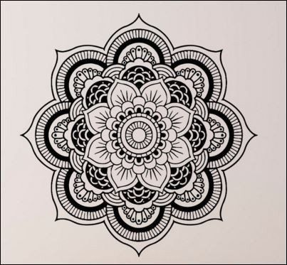 403x373 Pin By Susan Robertson On Mandalas Mandala, Doodles