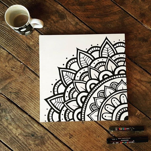640x640 Pin by Camila Lueje on backgrounds Pinterest Mandala drawing
