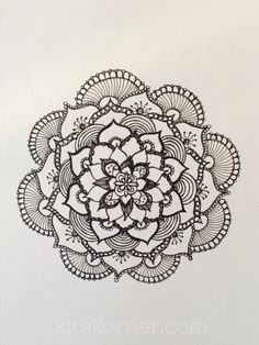 236x314 Magamerlina How To Draw A Mandala Tips And Tricks Art