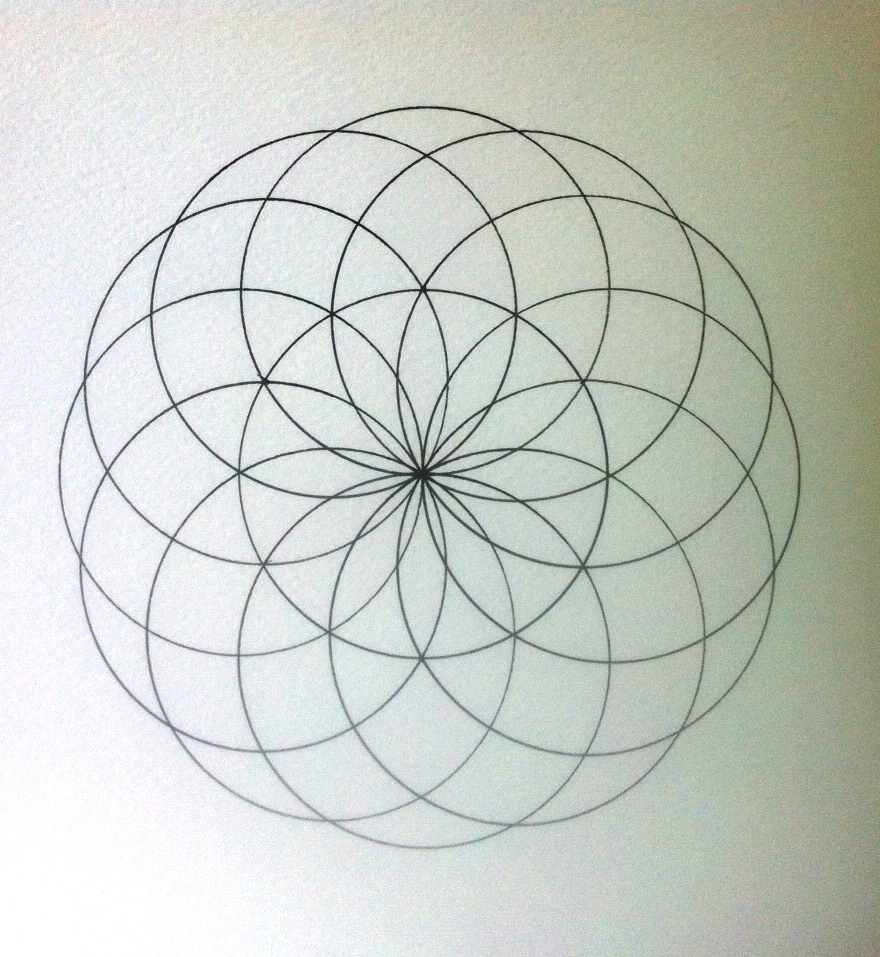 880x957 Sacred Geometry How To Draw Torus How To Draw Mandalas And