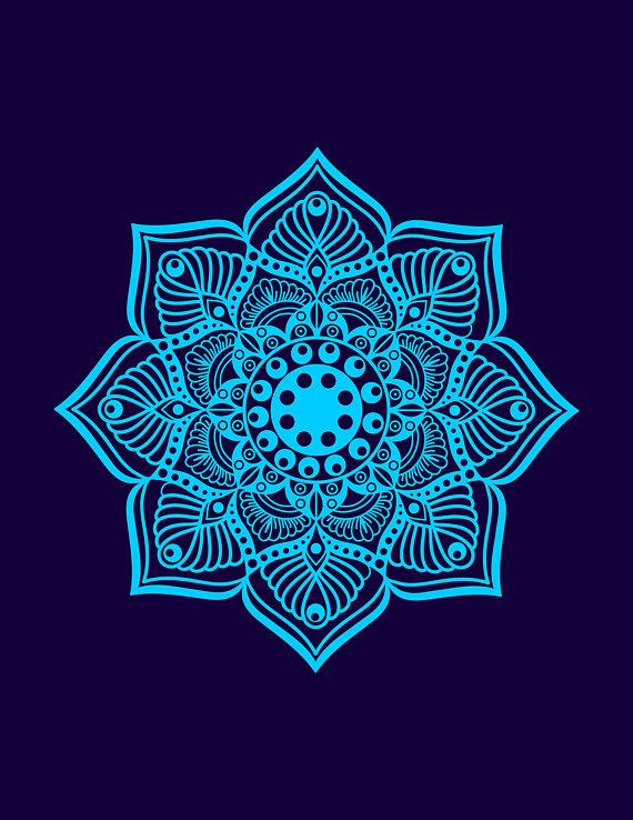570x738 Mandala Svg.mandala Drawing.mandala Vector Clipart Mandala