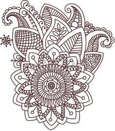 236x270 Mandalas Para Colorear, Una Divertida Forma De Decirle Al
