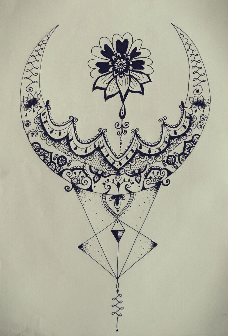 Mandala Tattoo Drawing at GetDrawings.com   Free for personal use ...