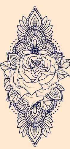 mandala tattoo drawing at free for personal use mandala tattoo drawing of your. Black Bedroom Furniture Sets. Home Design Ideas