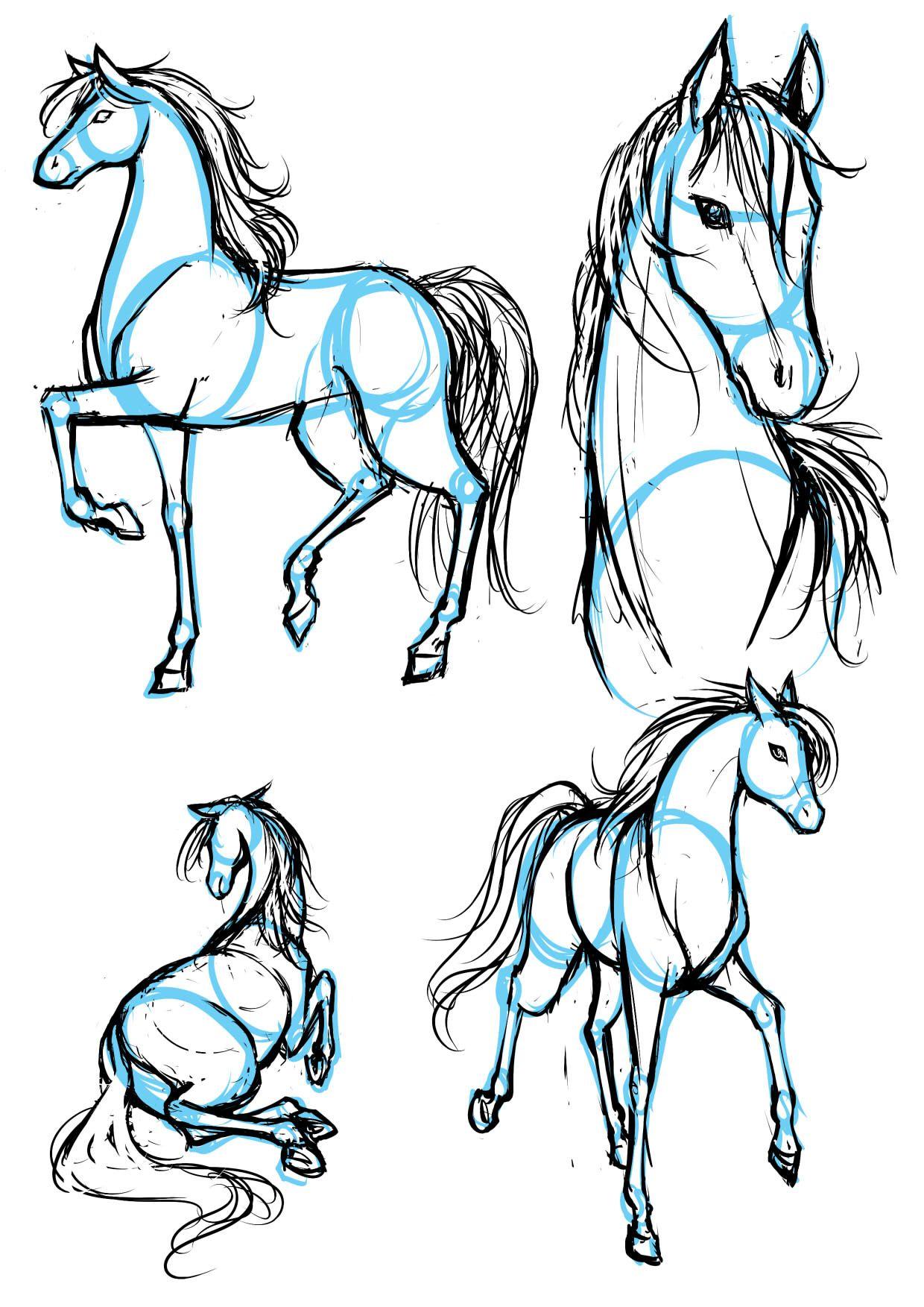 1240x1753 Gallery How To Draw Manga Animals,