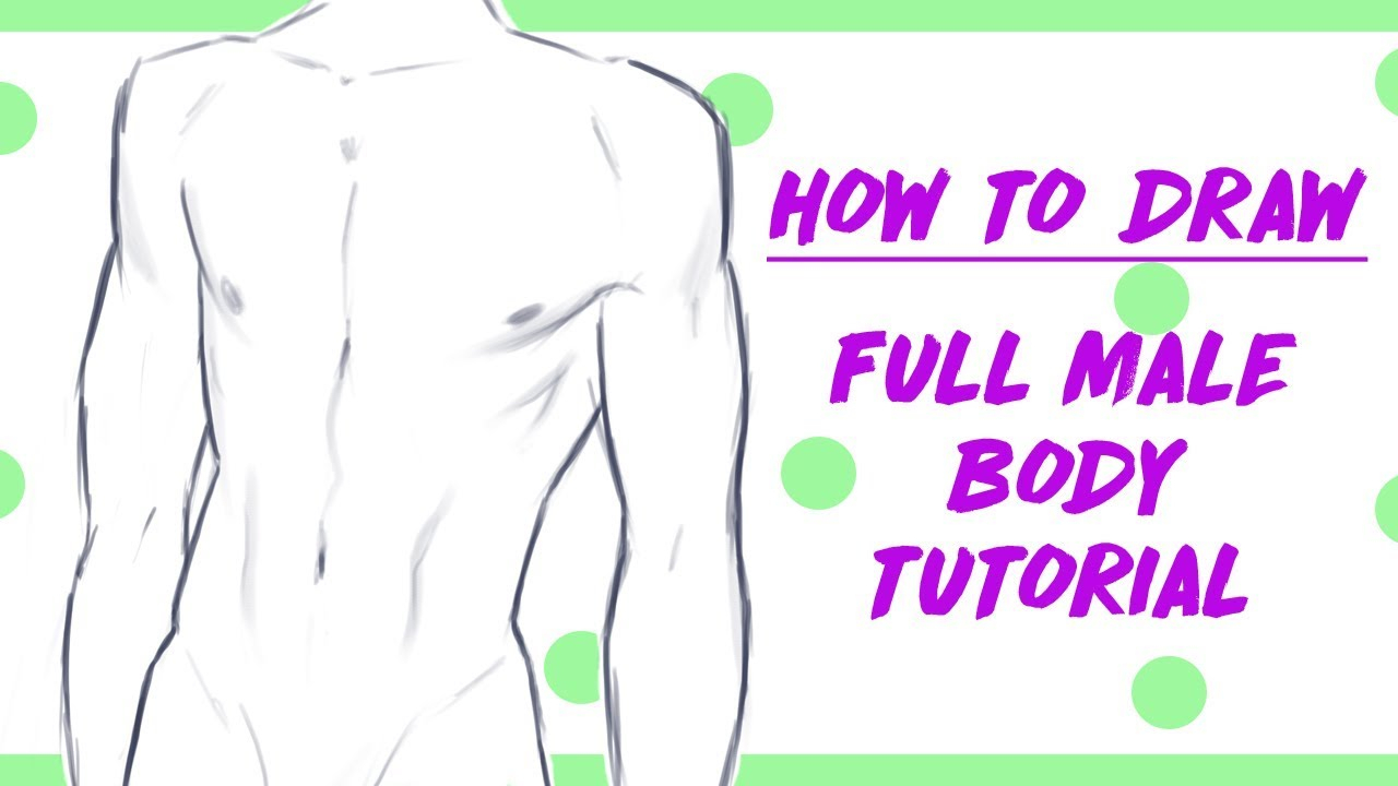1280x720 How To Draw Anime Boys Full Body How To Draw Anime Full Body Boy