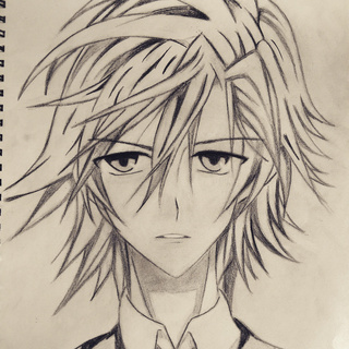 320x320 I'M Not That Good In Drawing Boys ^~^