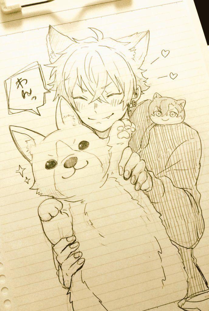 688x1024 A este dibujante le quedó muy bien D Art Pinterest Anime