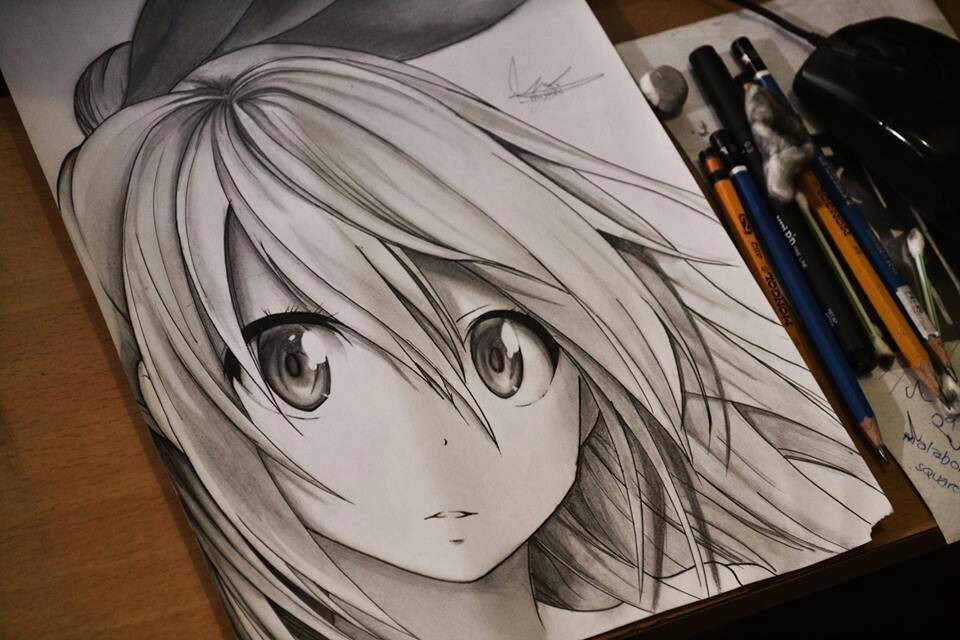 960x640 Awesome Manga Drawing