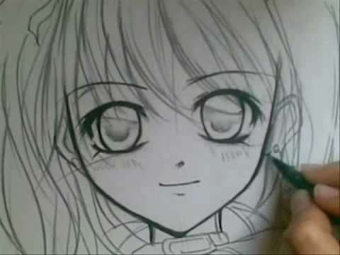 480x360 Manga Drawing Part 1