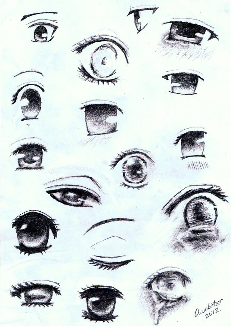 Manga Drawing Eyes At Getdrawings Com Free For Personal Use Manga