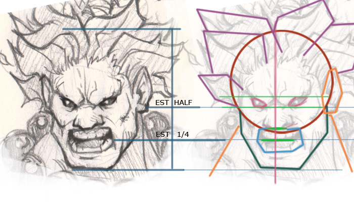 700x400 How To Draw Akuma From Street Fighter.