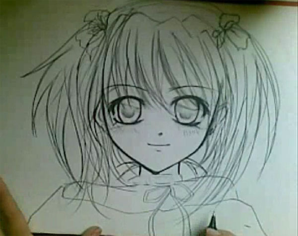 600x477 15 Marvelous Tutorials On How To Draw Anime