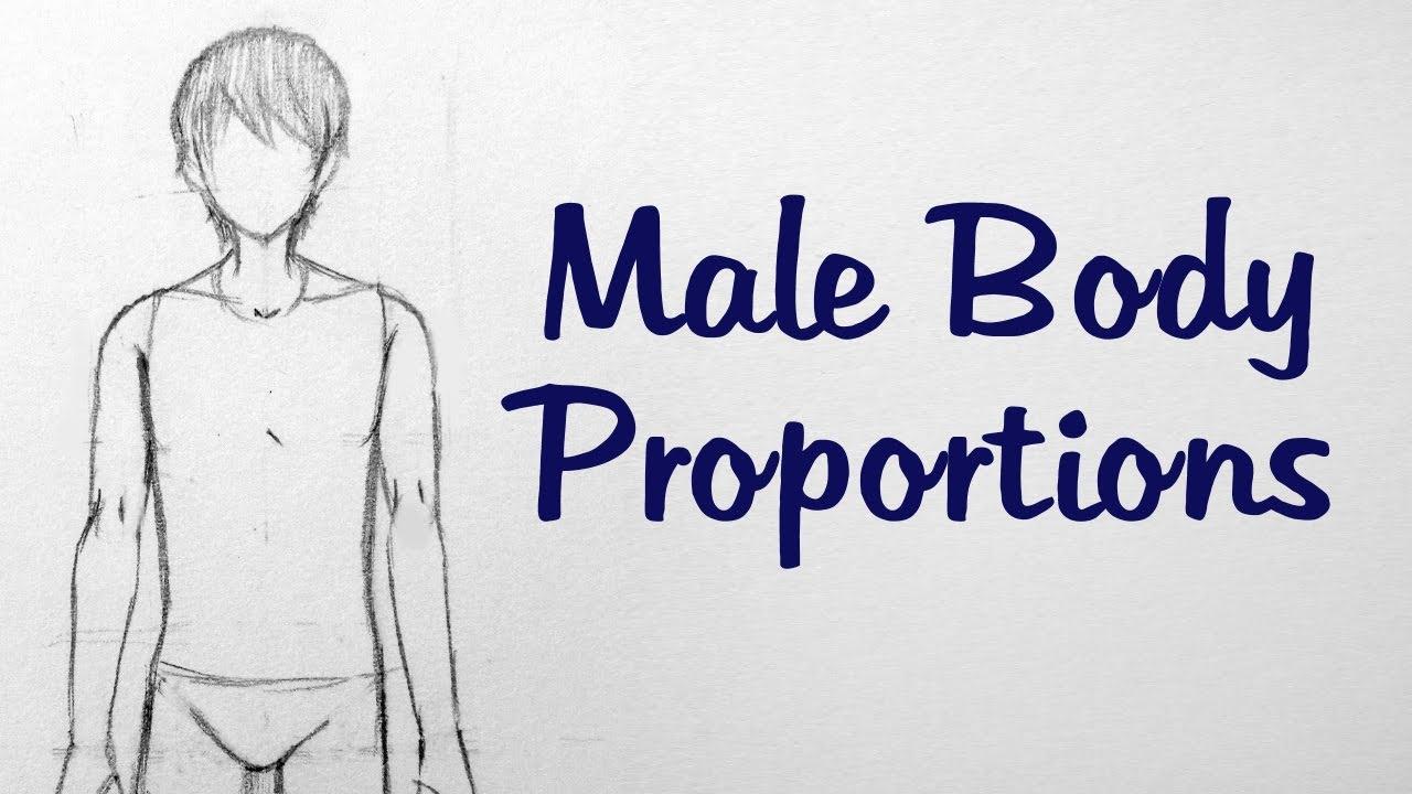 1280x720 How To Draw Male Manga Bodies Drawn Manga Boy Drawing