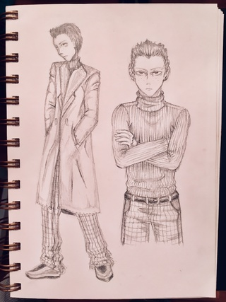 320x427 Mangaguy Drawings On Paigeeworld. Pictures Of Mangaguy