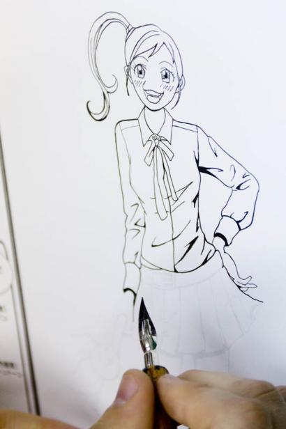 410x616 Manga Drawing And Japanese Language Course Japan Working Holiday