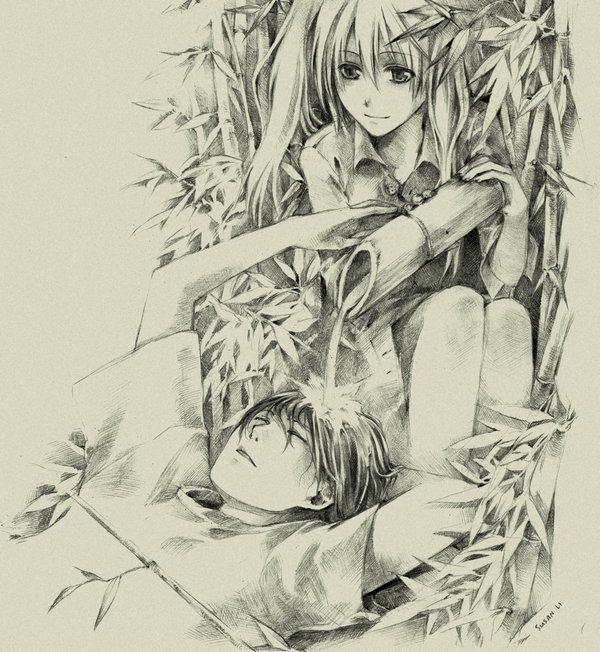 600x652 50 Unbelievable Manga Style Illustrations