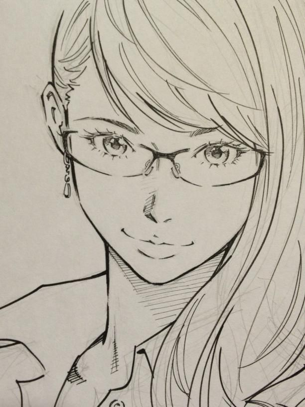 612x816 Eisaku On Manga, Sketches And Anime