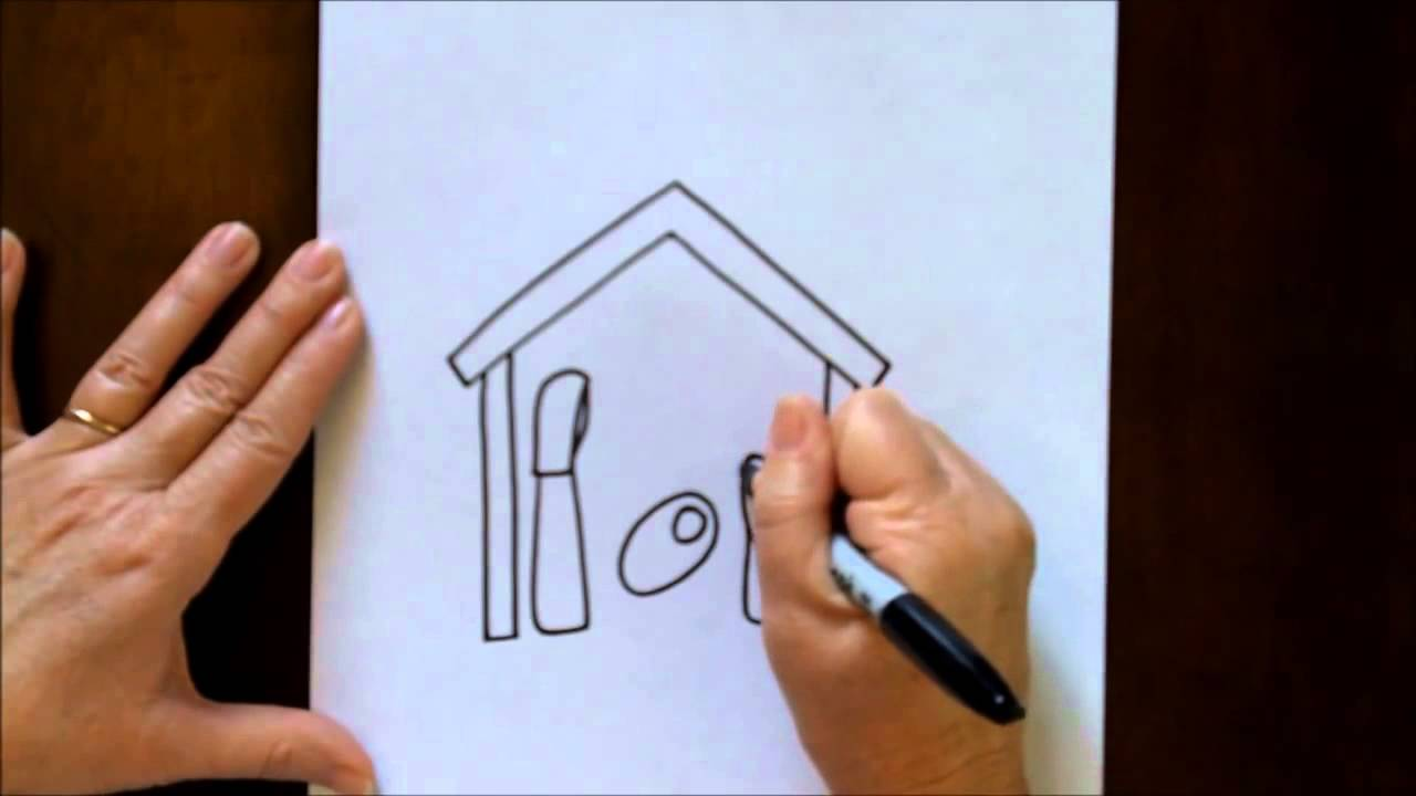 1280x720 How To Draw A Nativity Scene Simple And Easy Drawing Tutorial