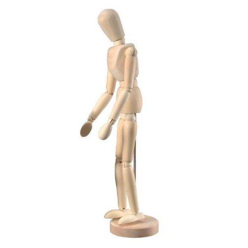 500x500 Human Artist Model