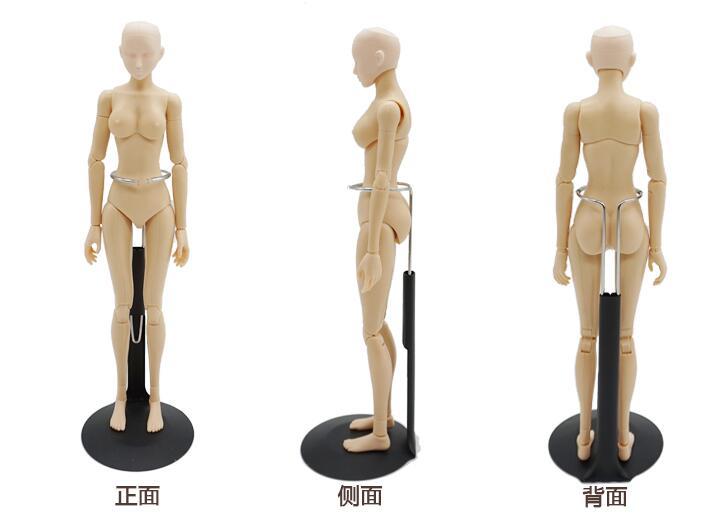 724x520 Sketch Cartoon Drawing Female Mannequin Model Plastic Massage