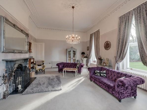 595x446 6 Bedroom Country Manor In England, Devon, Ivybridge, Stowford Manor