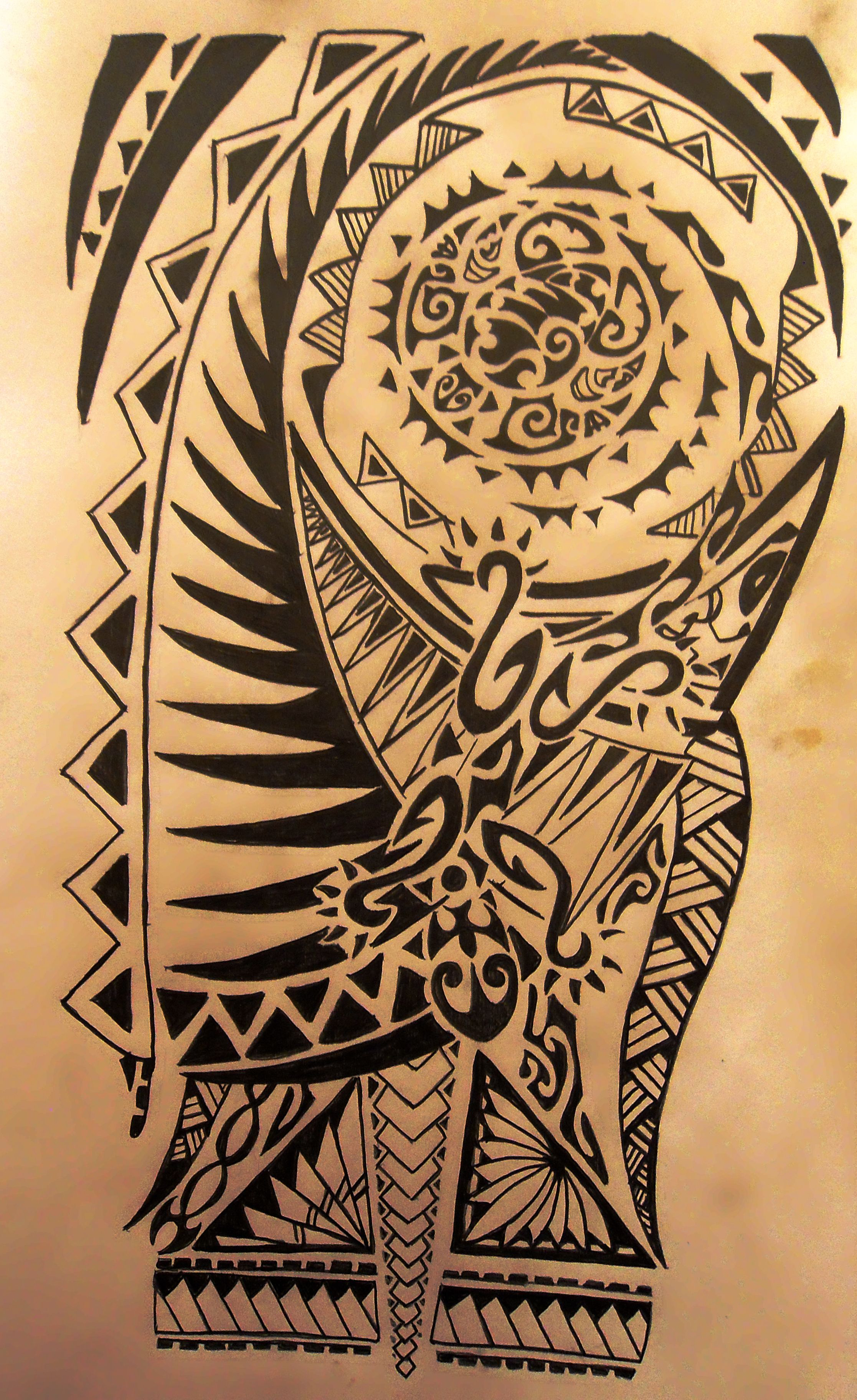 2233x3648 Pin By Fred Art Design On Tattoo Drawing Maori