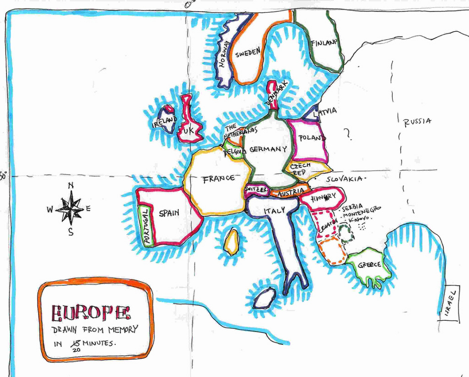 Map Of Europe Drawing at GetDrawings.com | Free for personal use Map ...