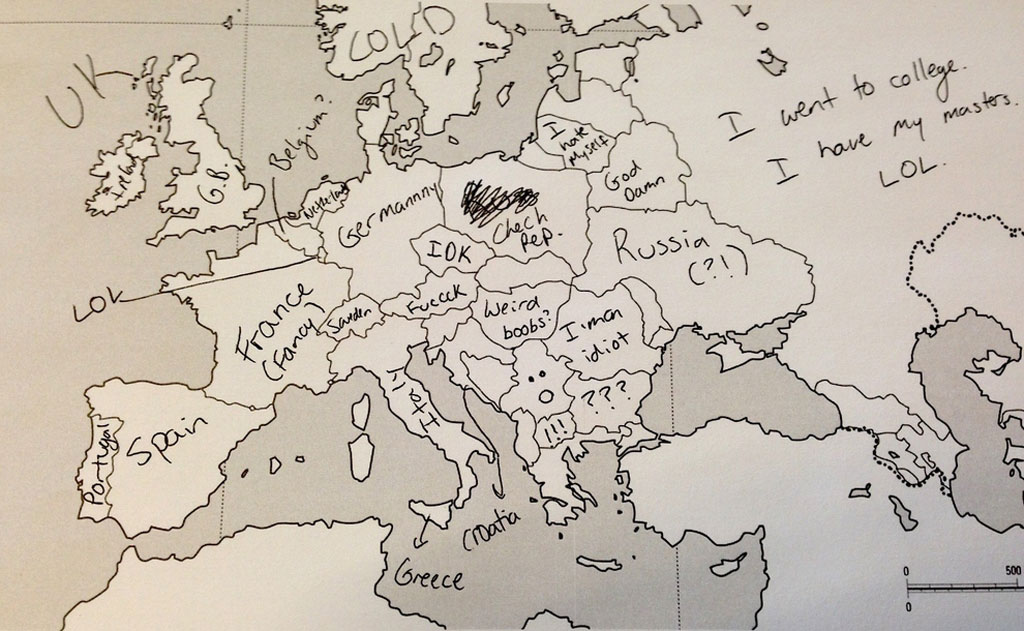 1024x631 This Is What Happens When Americans Are Asked To Label Europe