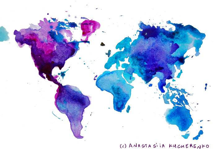 Map of the world drawing at getdrawings free for personal use 700x487 best photos of world map drawing gumiabroncs Images