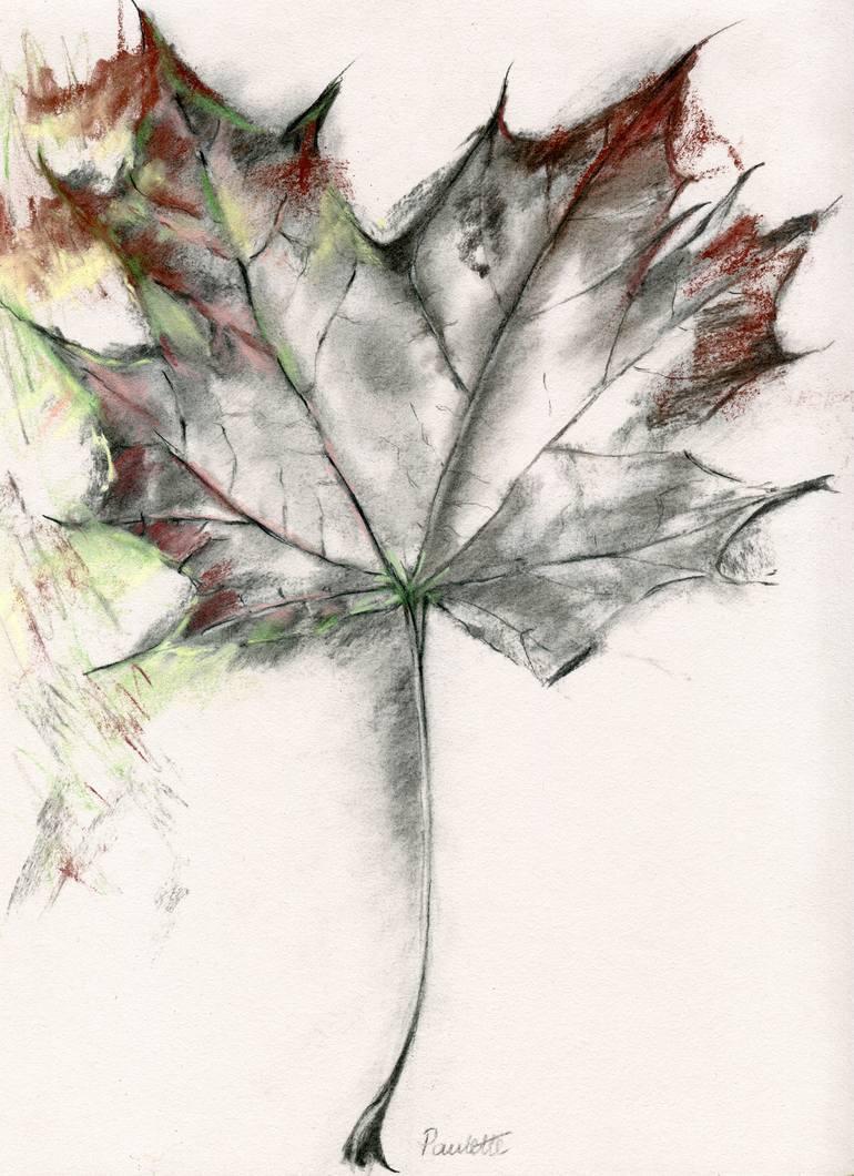770x1060 Saatchi Art Leaf Tree Art
