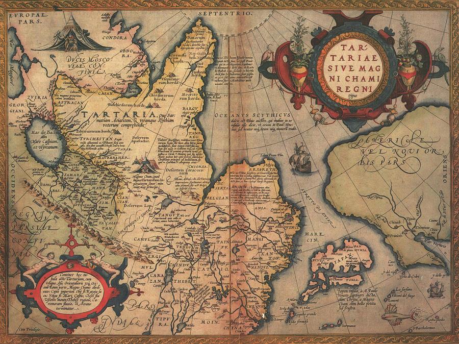 900x674 Antique Maps