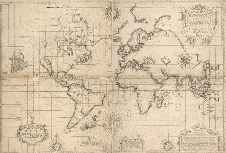 720x489 Maps And The 20th Century Drawing The Line Review Brilliant Maps