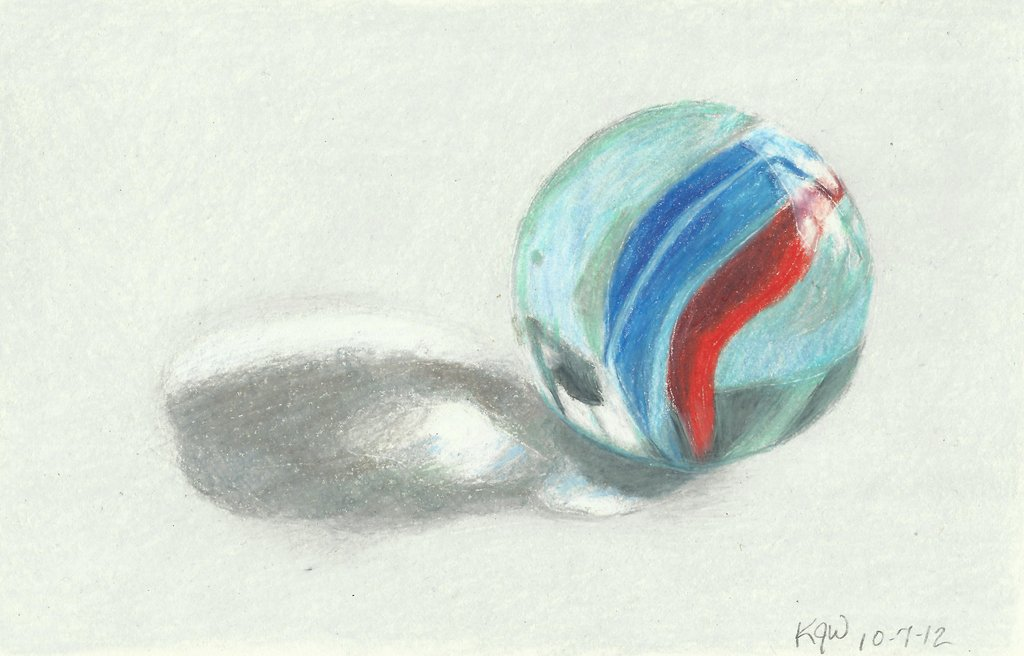 1024x656 Draw Again Photorealistic Marble By Carryn